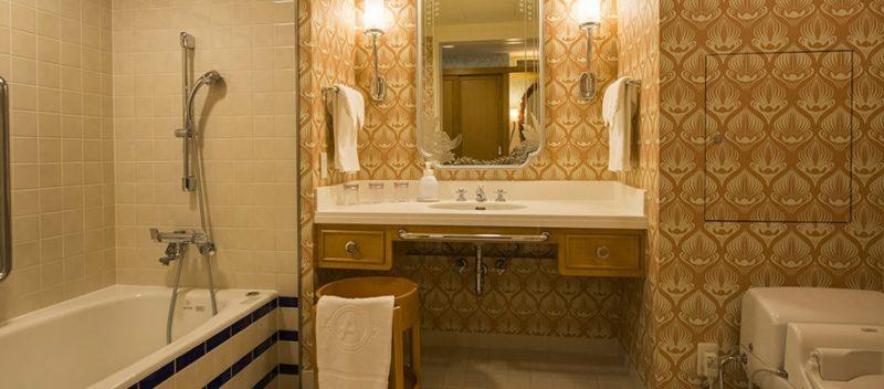 スティッチルームの洗面所・トイレ・バスルーム